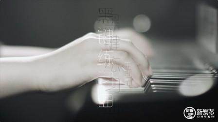 「学员秀场」新爱琴艺术中心 王弘霏——《黑键练习曲》