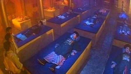 九叔用符封住了古墓,没想到老佛爷还是活了!