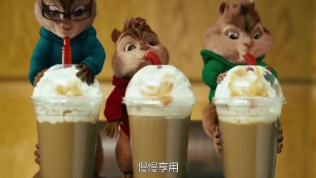 """鼠来宝:""""花栗鼠""""一听咖啡瞬间蹦起来,喝完简直兴奋到死,还是没办法工作!"""