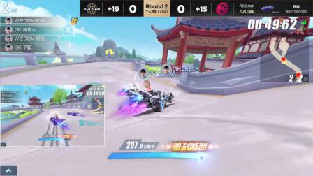 QQ飞车:看了这场比赛,才知道什么叫做真正的强者,云海也比不上