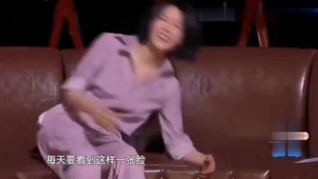 黄渤不厚道的调侃挤兑黄晓明,王菲乐的拍手笑!
