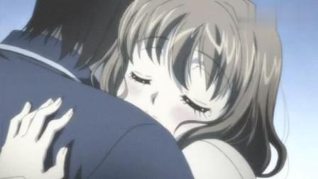 恶作剧之吻:入江将琴子一把抱住,撒狗粮的时刻,妈妈还不忘做电灯泡