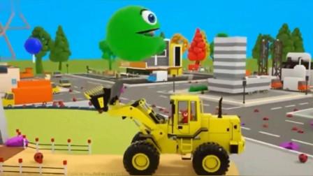 路见不平一声吼,猫头鹰女帮助吃豆人闯过难关!吃豆人游戏