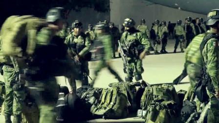 """墨西哥大毒枭之子被捕引发暴力潮 国民警卫队增援""""暴乱之城"""""""