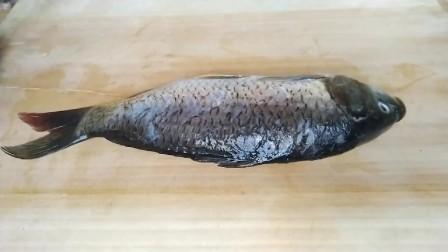 这才是鲤鱼最好吃的做法,不炒不炖不油炸,柔嫩味鲜,上桌就扫光