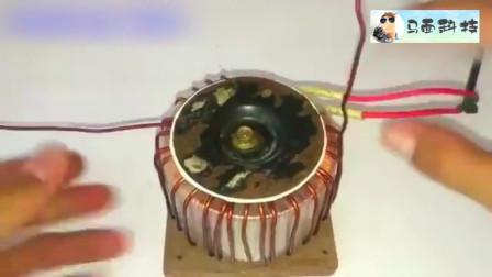 工程师自制电烤炉过程,在家做烤鱼太方便了!