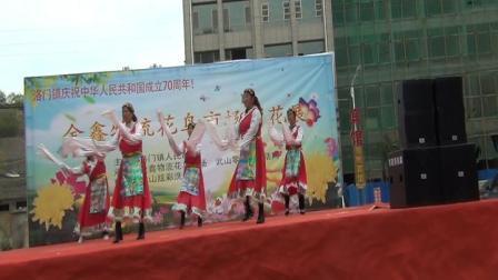 宋庄舞蹈队《吉祥藏历年》