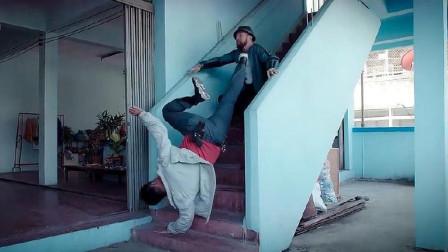 香港电影中真正的实战高手,托尼贾当年这个飞踢,震惊香港影视圈