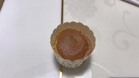 3岁小外甥想吃蛋糕,婷姐专门做了纸杯蛋糕,掌握这几点,味道倍香!