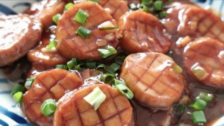 杏鲍菇居然可以这么好吃,简单一做,比肉还香,小朋友特爱吃!