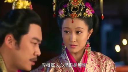 芈月传:妖妃干涉朝政,为了能把公主嫁给秦王,竟使这狐媚手段
