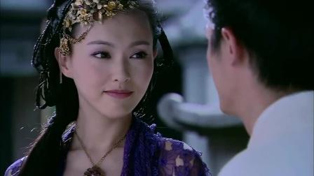 仙剑三:猛烈爱情开花结果,业平为娶紫萱为妻,召集众人宣布还俗