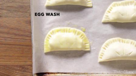 万圣节美食制作教程——美味苹果派制作