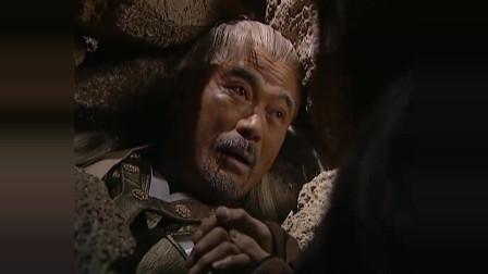 风云争霸:东方白石武功高深,却被小和尚一剑害,真惨!