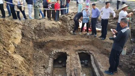 江苏老汉发现古墓,除了国宝,墓主大有来头,专家:终于找到了!