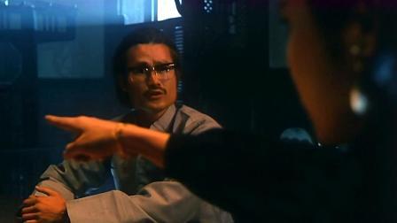 香港经典鬼片:阴界的勾魂使者太厉害,道姑话说一半突然就被上身