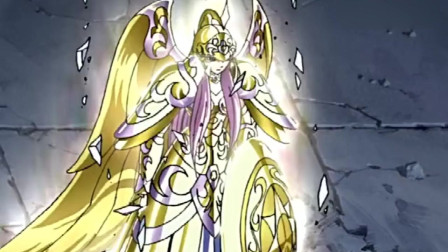 圣斗士星矢:神VS神 雅典娜披上自己的神圣衣对战冥王哈迪斯!