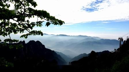 我在黄山 — 黄山自驾二日游