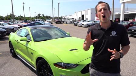 2020款 Ford Mustang GT