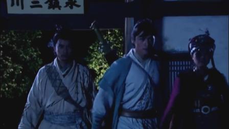 仙剑:酒剑仙出场真霸气,没想结局却很悲,这背景音乐太绝了!