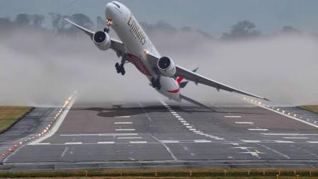 盘点那些惊险的飞机降落过程,看得我大气都不敢喘一口