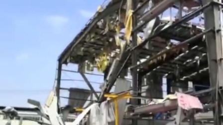官方通报广西化工厂4死8伤爆炸事故:企业违建项目