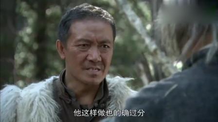 闯关东:朱开山把土匪救出,真是慈悲心肠,土匪被感动了