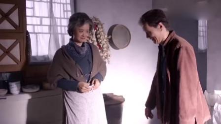 老农民:乔月回来了,马仁礼看到她,上去来了一句哈喽!