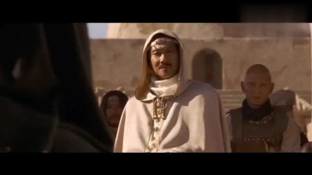 天地英雄:校尉找刀客护卫驼队,没想到却被响马盯上,高手过招太精彩了!