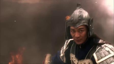 薛丁山:男子在空中一刀劈开了叛军的战甲,随后又一剑穿心