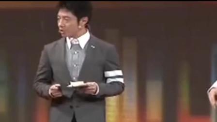 撒贝宁问王力宏:你是偶像派还是实力派,王力宏回答的太棒了。