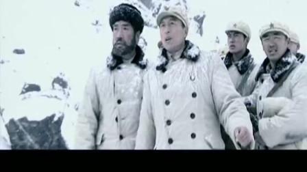 冰山上的来客:一班长和队员被冻僵,一同牺牲!
