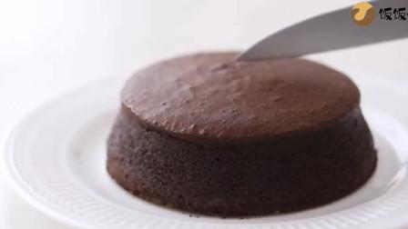 巧克力蛋奶酥芝士蛋糕,味道甜而不腻,制作还简单