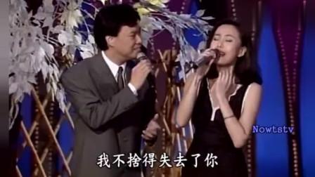 费玉清、江蕙对唱情歌唱到嗨!张菲从背后杀来,真的是酸酸了!