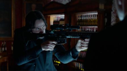 暴躁影视解说:顶级杀手执行任务,枪法如神,这动作戏过瘾
