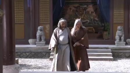 天龙八部:乔峰武功盖世,丐帮帮主想传位给他,害怕他真实身份