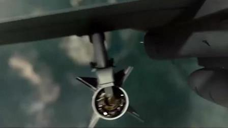 战争片!F15低空来袭!加特林,高射炮,防空全面开火 返回基地