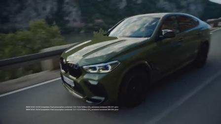 [官宣]2020款全新宝马X5M X6M官方宣传片