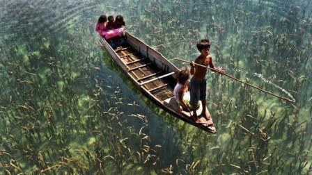 """世上最危险的海,透明度高达72米,但进去的船却""""有去无回""""!"""