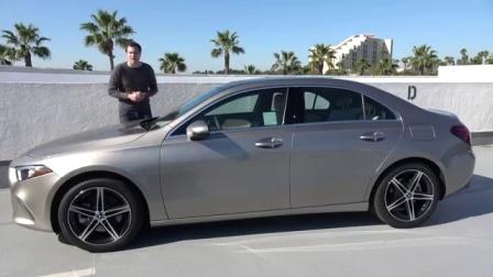 2019款奔驰A级是奔驰中最便宜的轿车, 一起看看吧