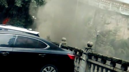【重庆】幼儿园附近变压器起火 现场浓烟弥漫消防紧急救援