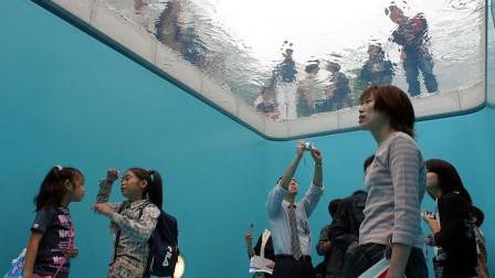 """世界上最""""神奇""""的泳池,人能在水下自由行走,衣服都不会湿!"""