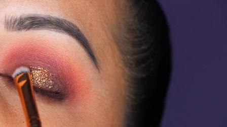 如何打造迷人电眼?看完这个眼妆教程,你也能拥有迷人大眼睛