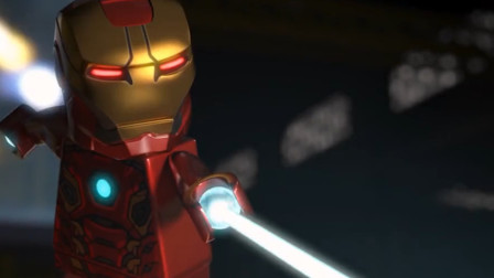 """乐高版漫威动画,钢铁侠被黑化了,但手里这个""""爪子""""也太萌了吧"""
