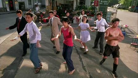近期很火的闽南歌曲《大田后生仔》,配上周星驰舞蹈,太魔性