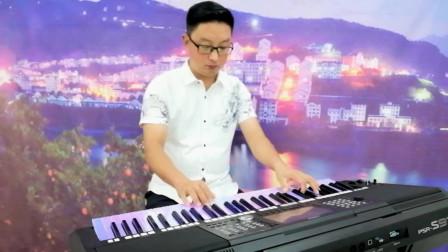 你怎么说-电子琴音乐