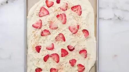 手把手教你做高颜值草莓希腊酸奶冻酸奶超级好吃DIY教程