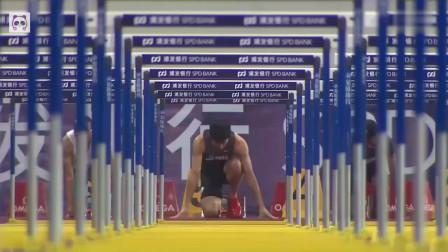 央视解说从未如此煽情!当年刘翔2012上海12秒97夺冠