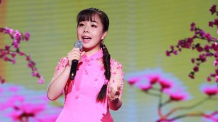 王二妮再次唱响《一对对鸳鸯水上漂》,歌声豪迈又柔情!