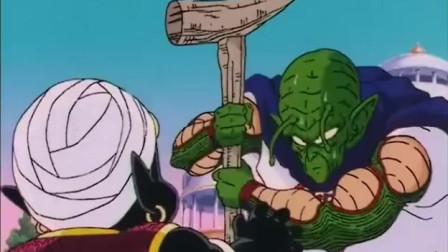 龙珠:比克牺牲悟饭终于爆发了,亲爹悟空死了也没有这待遇